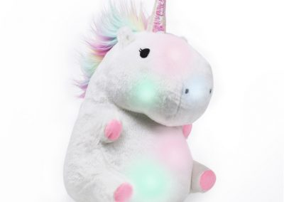 CHUBBY LIGHT-UP UNICORN