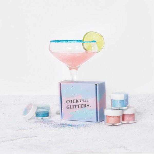 cocktail glitter