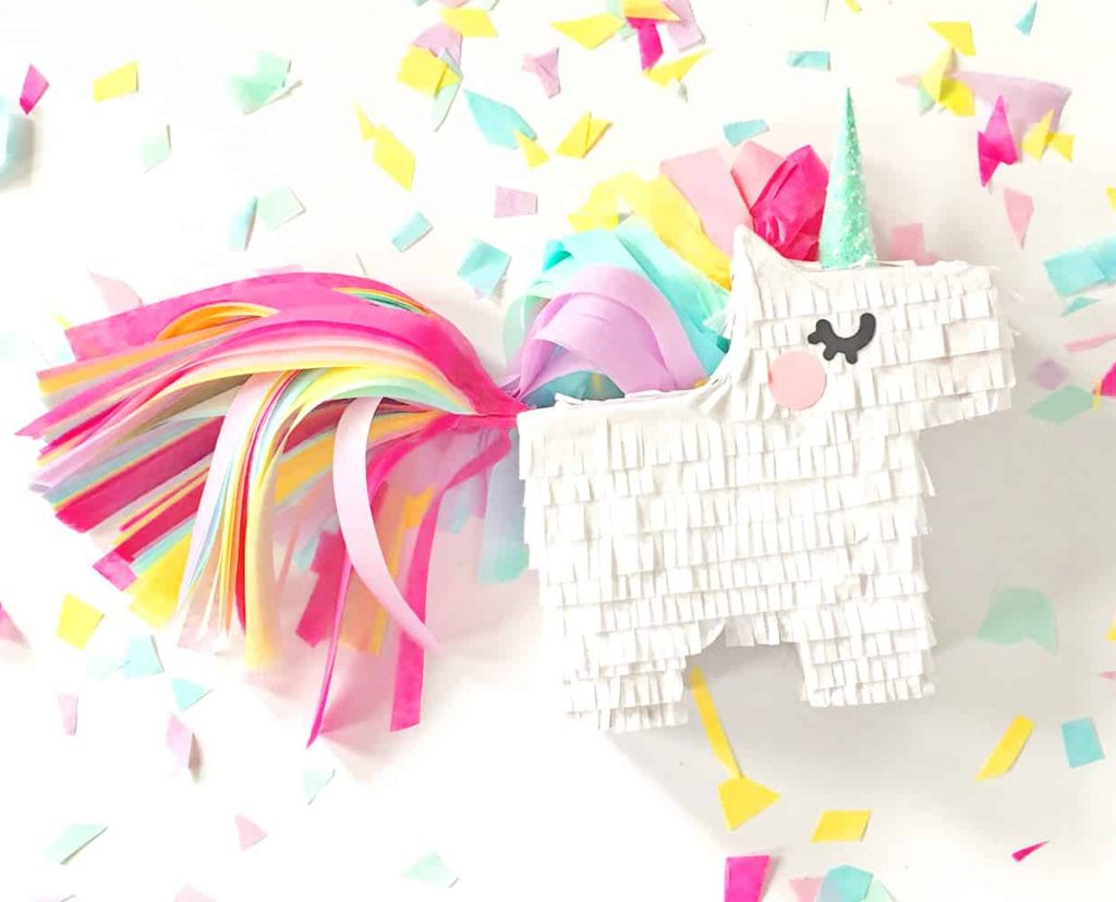 Enhörning piñata
