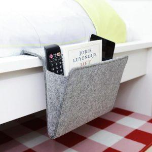 Sängficka filt
