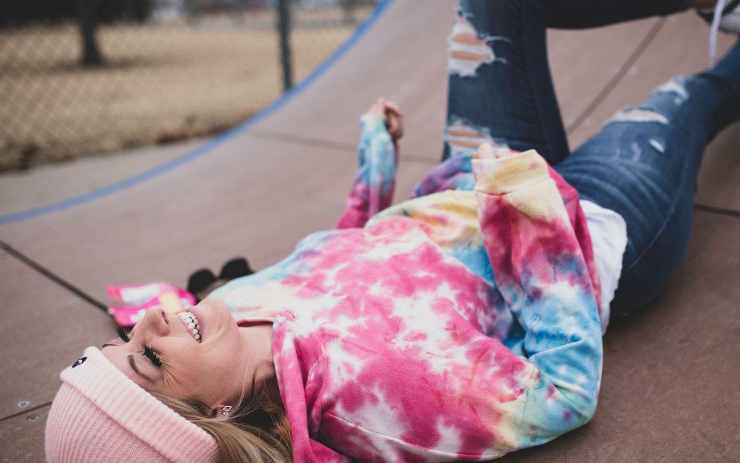 Batik kläder: Lär dig att färga kläder med tie dye