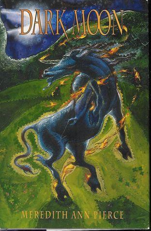 Birth of the Firebringer Dark Moon, unicorn böcker