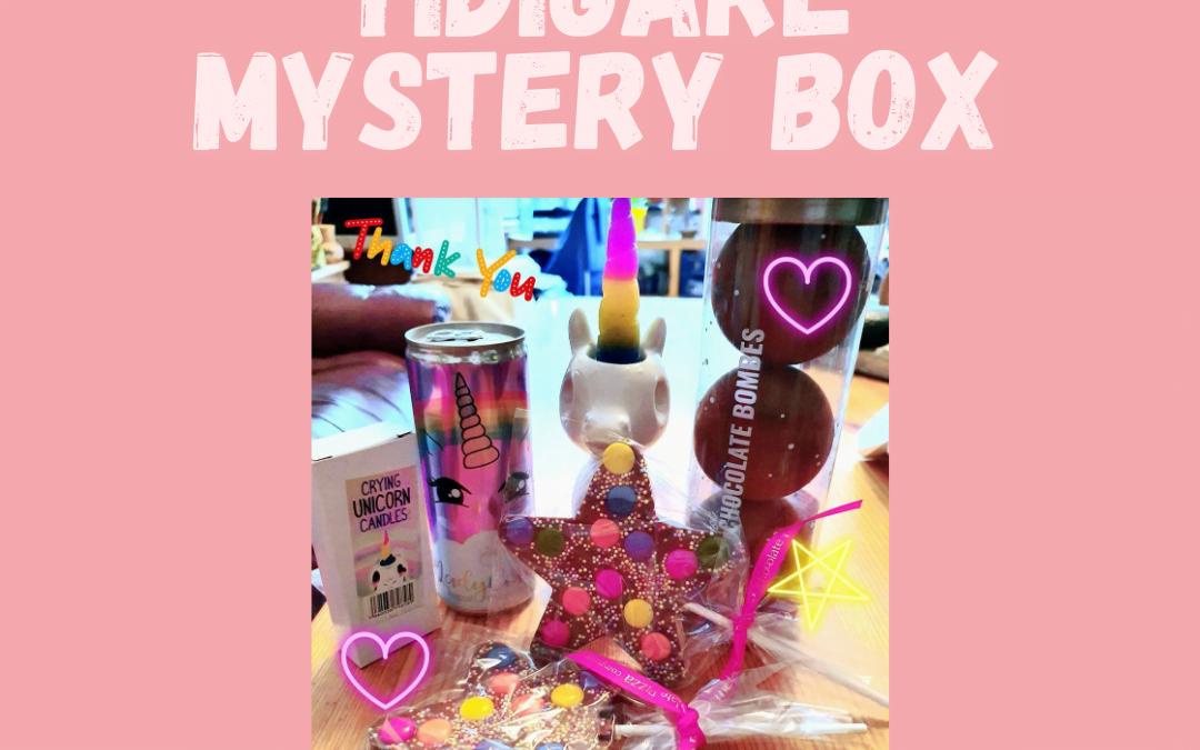 mystery box unicorn saker