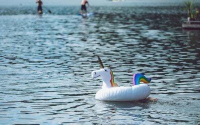Topp 5 unicornsaker inför sommaren